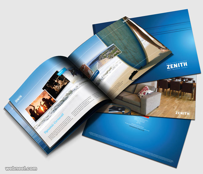 50 creative corporate brochure design ideas for your