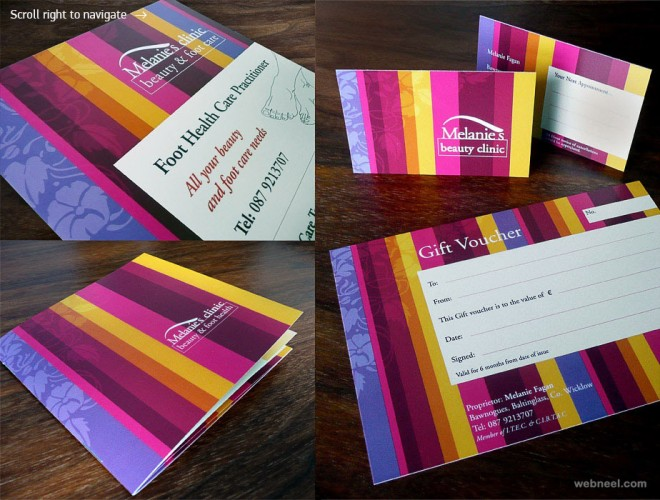 brochure design clinic