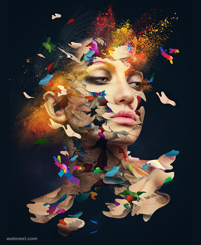 photoshop photo manipulation by alberto seveso