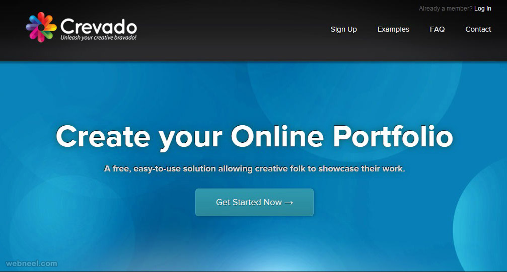 free website crevado