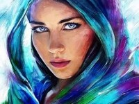 colorful-woman-painting-by-tanidm