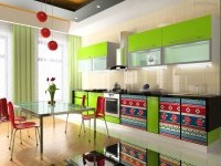 1-green-kitchen-color-ideas