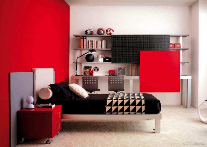 teen paint colors for bedrooms