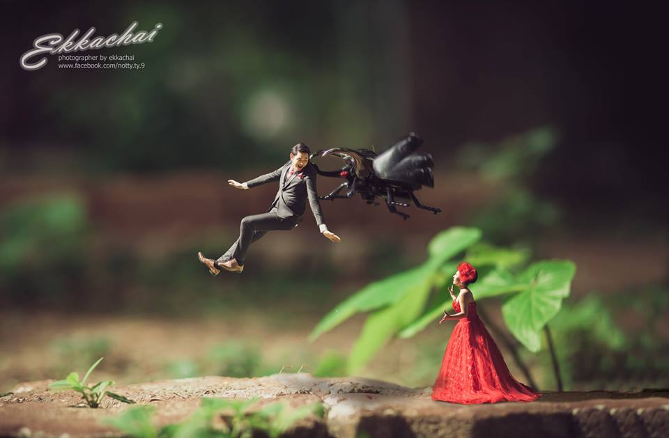 wedding photography idea by ekkachai