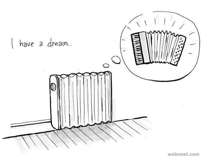 dream funny drawings by shanghai tango