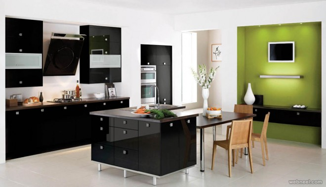 Beautiful Wall Painting Ideas And Designs For Living Room - Kitchen colour ideas