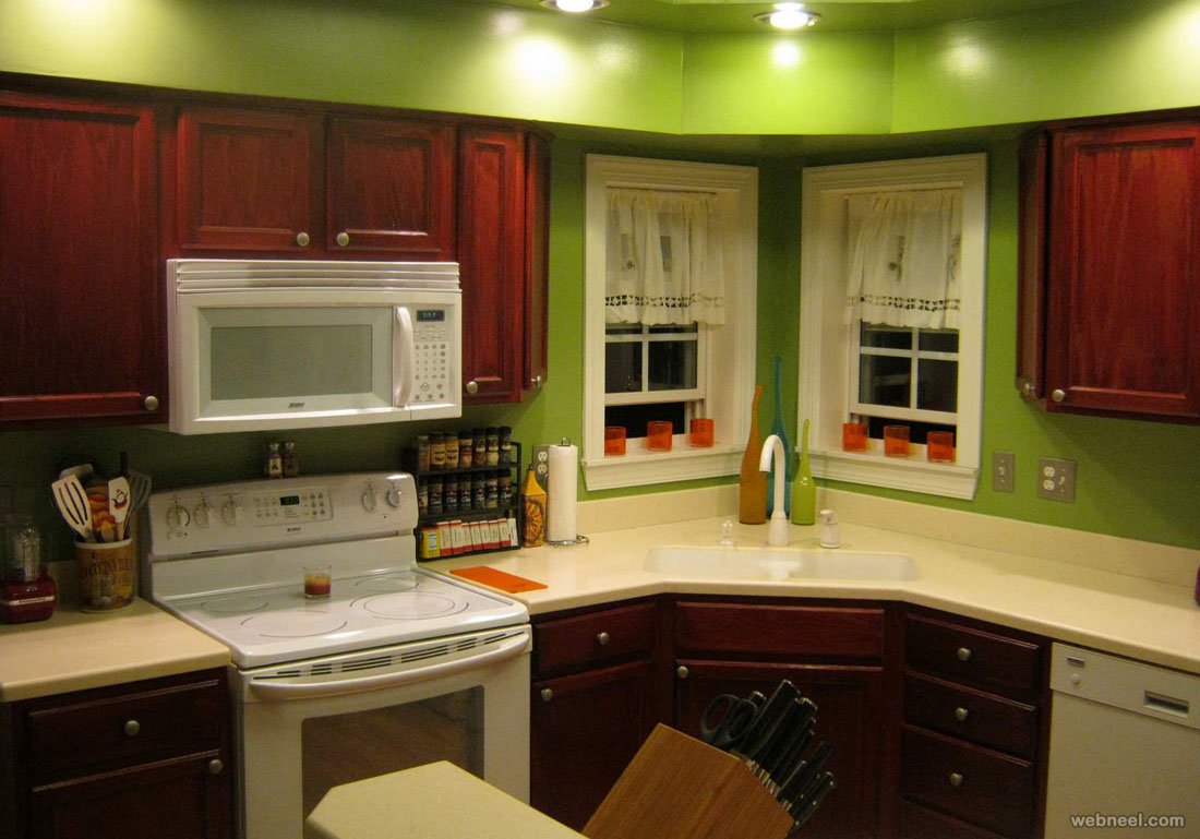 paint colors kitchen ideas