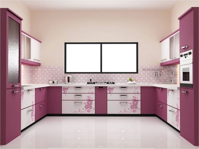 purple paint colors for kitchen