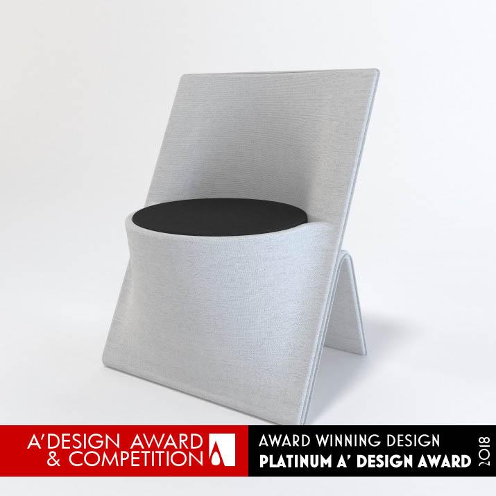 exo chair award winning design by svilen gamolov