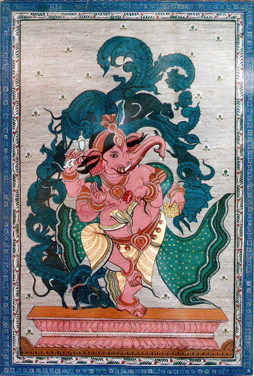 odisha pattachitra painting