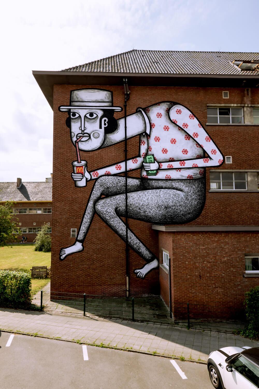 kaleidoscope street art festival by joachim