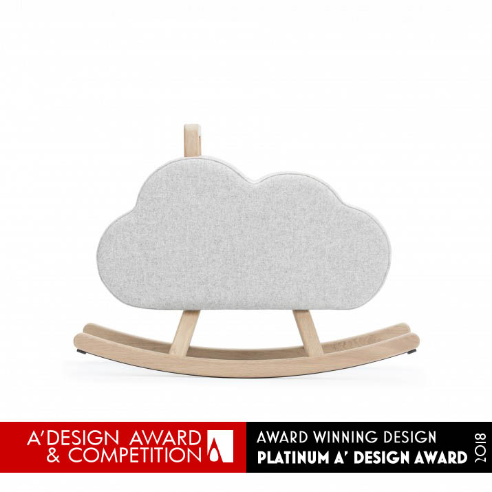 iconic cloud chair rocking chair award winning design by pia