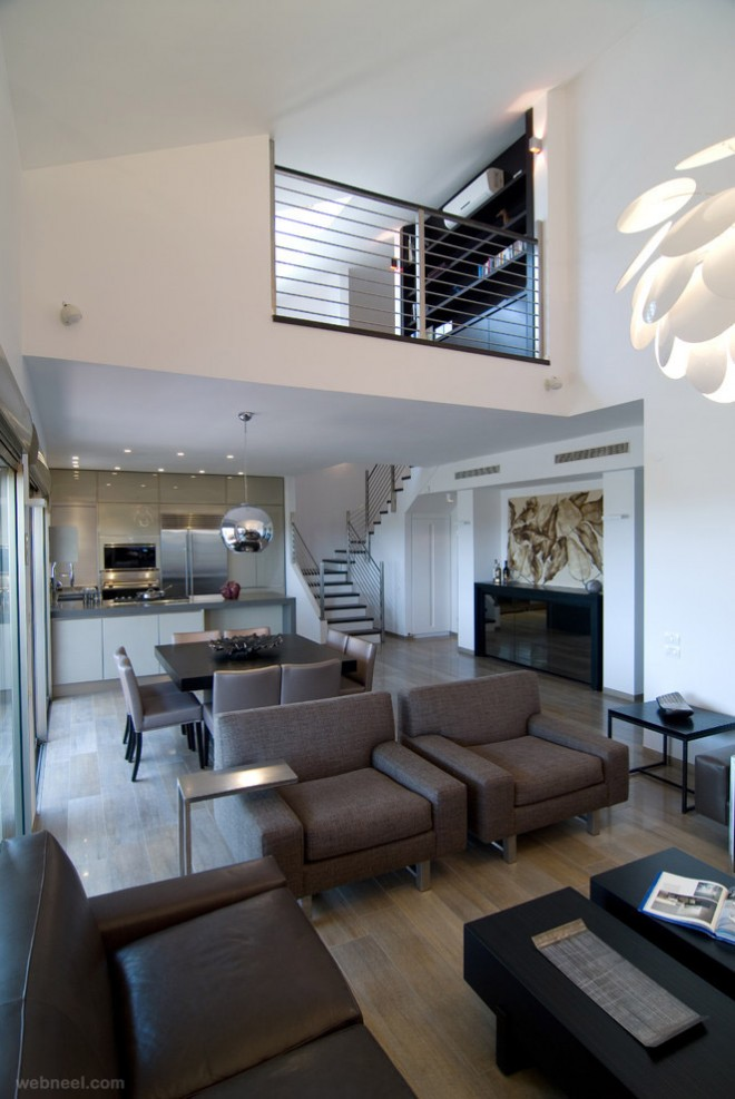 modern living room - Living Room Interior