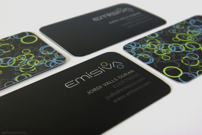 Corporate business card design 11 colourmoves