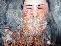 13-drowning-realistic-painting-by-linnea-strid