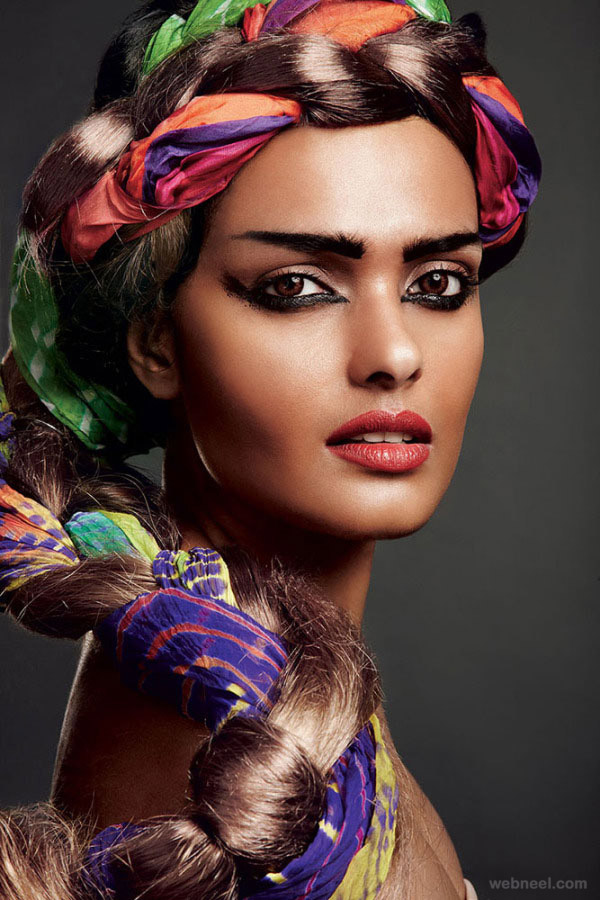 femina tribal beauty fashion photography by vishesh verma