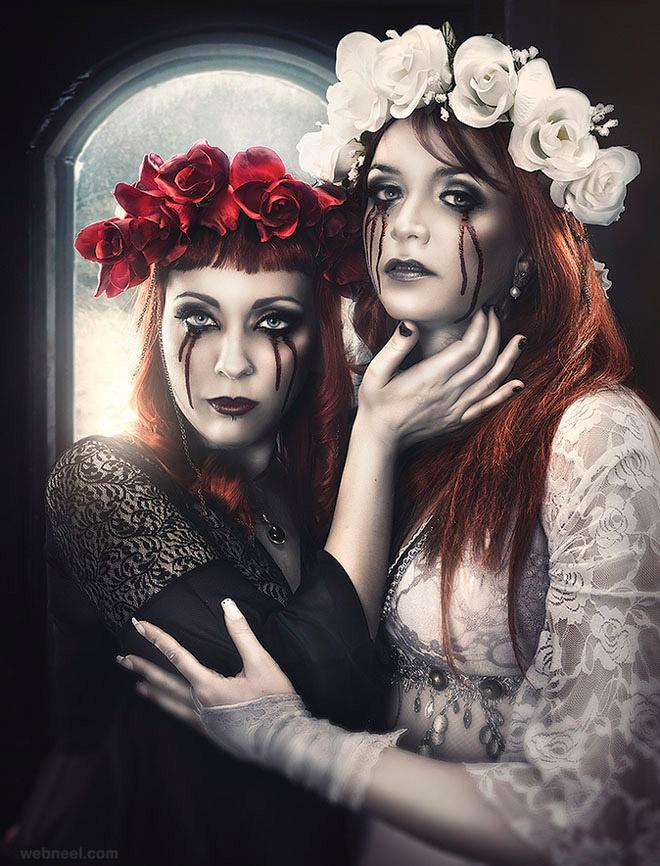 fantasy fashion photography retouching