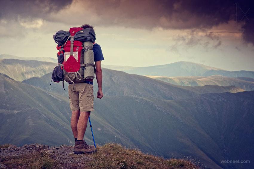 trekking passion photography