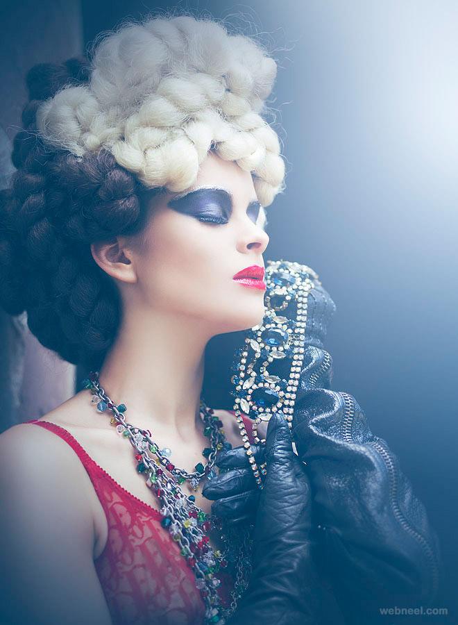 fantasy fashion photography