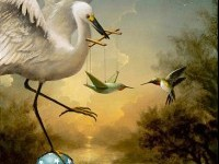 8-birds-surreal-painting-by-kevin-sloan