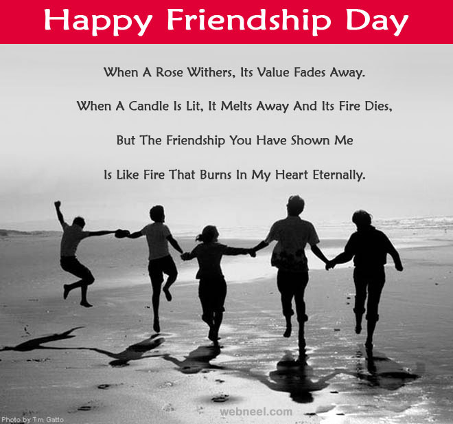 50 Beautiful Friendship Day Greetings Designs And Quotes