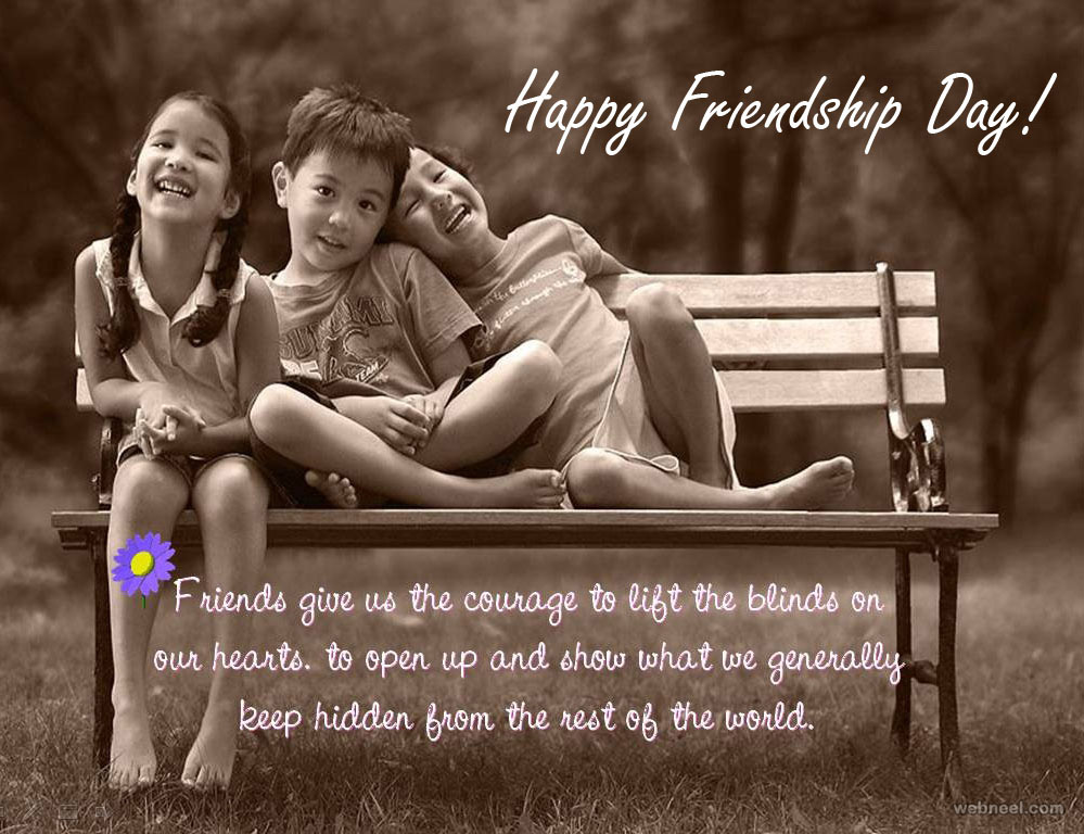 friendship day card
