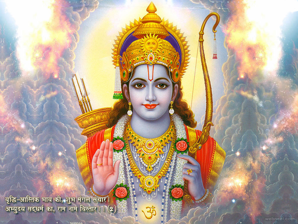 Sri Rama Navami Greeting Cads Designs Wishes And Wallpapers