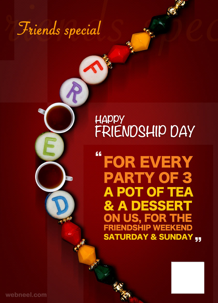 Happy Friendship Day Greetings 20 Full Image