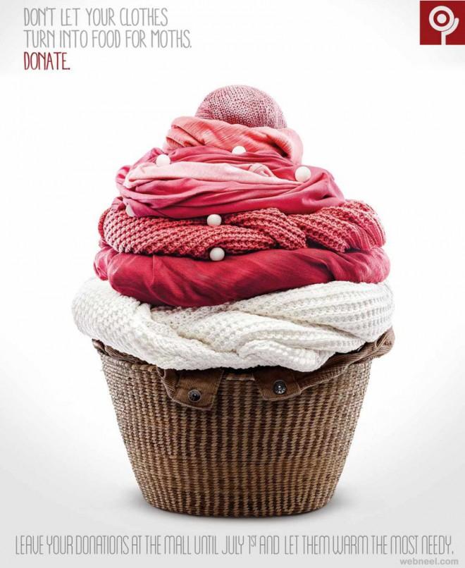 best ads agasalho cupcake