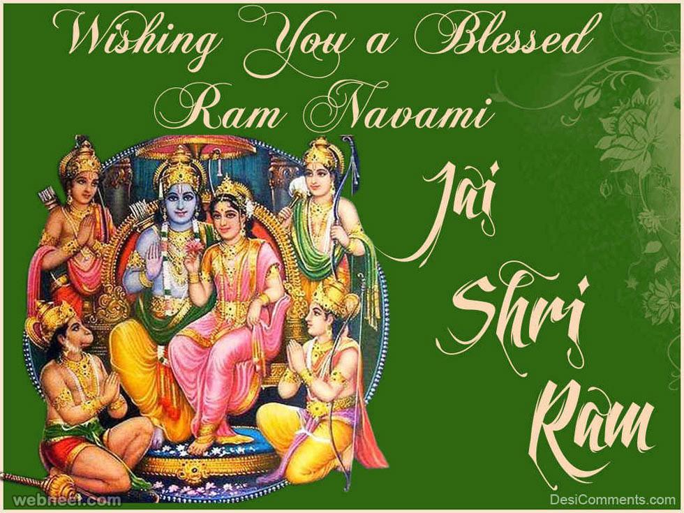 ram navami beautiful wishes