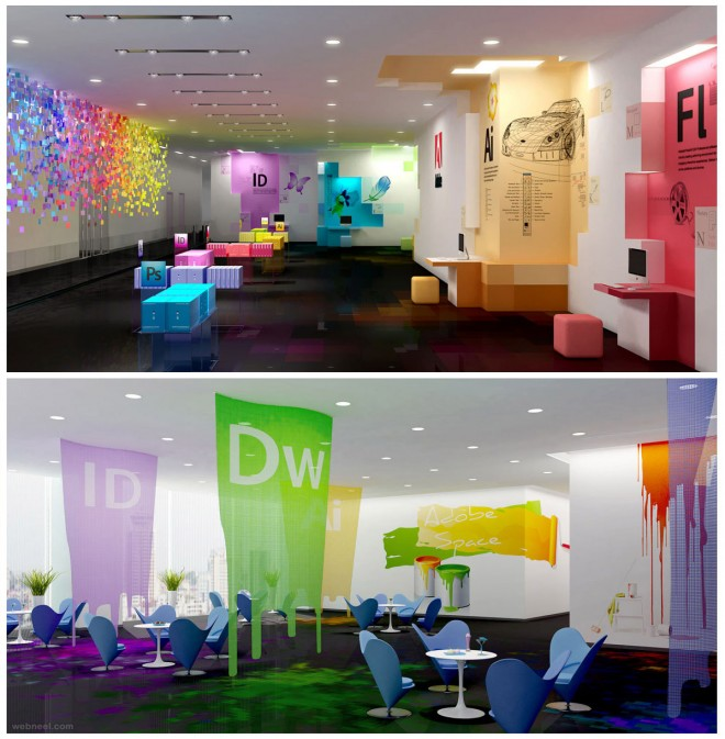 adobe modern office design
