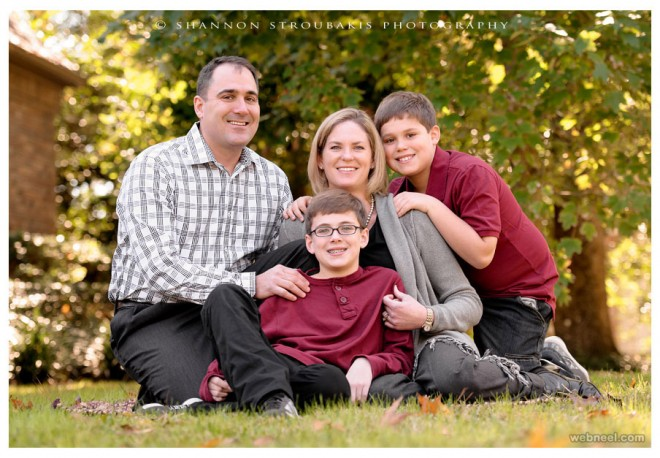 Family portrait ideas by shannon 1
