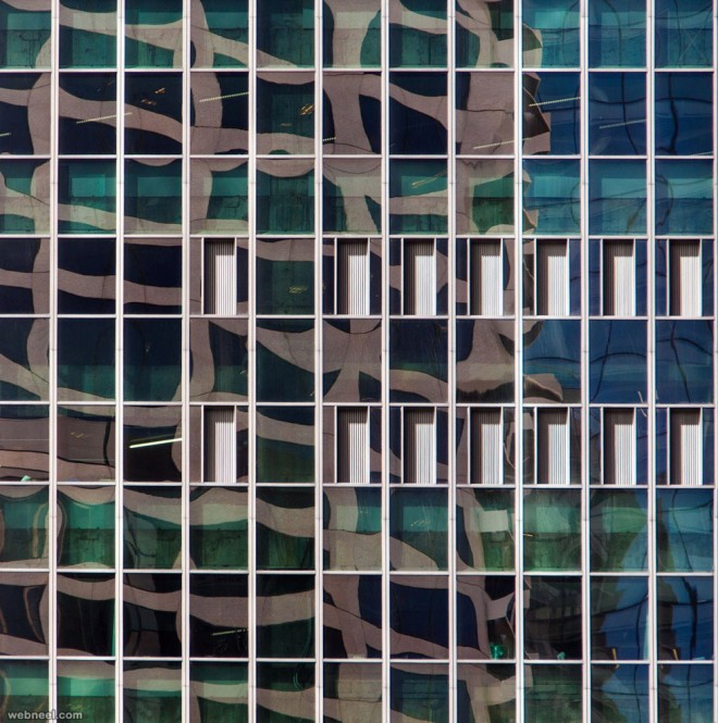 city abstract photography