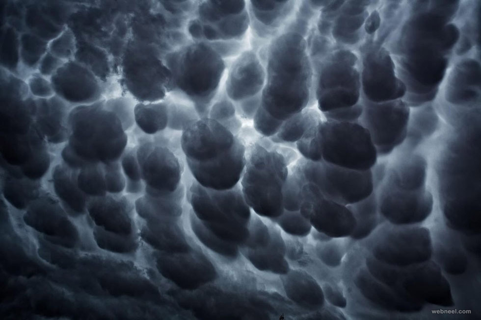 altocumulus clouds formation