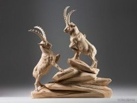 12-animal-wood-sculpture-by-giuseppe-rumerio