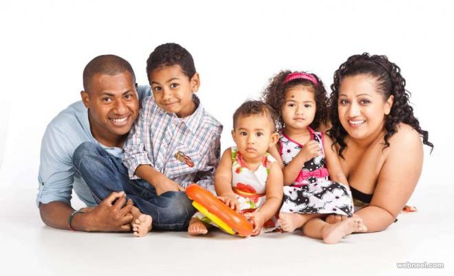 family portrait poses