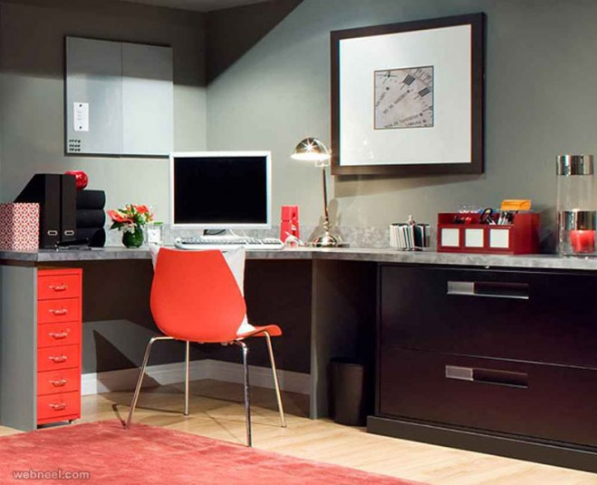 home office design idea