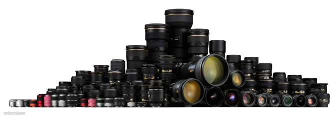 nikkor camera lenses