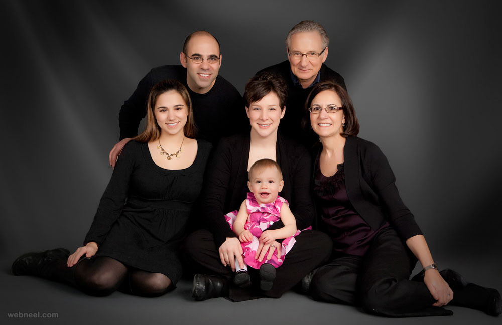 Ideas family portrait ideas