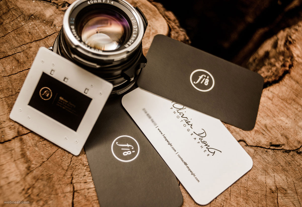 photography buisness cards