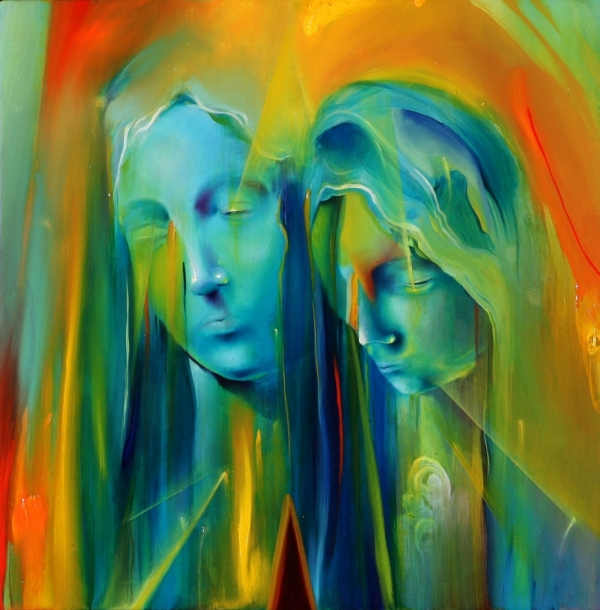 Painting Colors 25 beautiful surreal oil paintingsmichael page - nostalgia kills