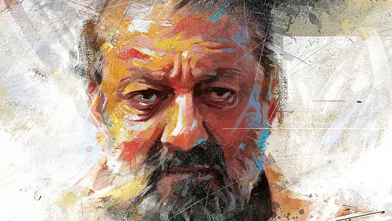 painting artwork sanjay dutt