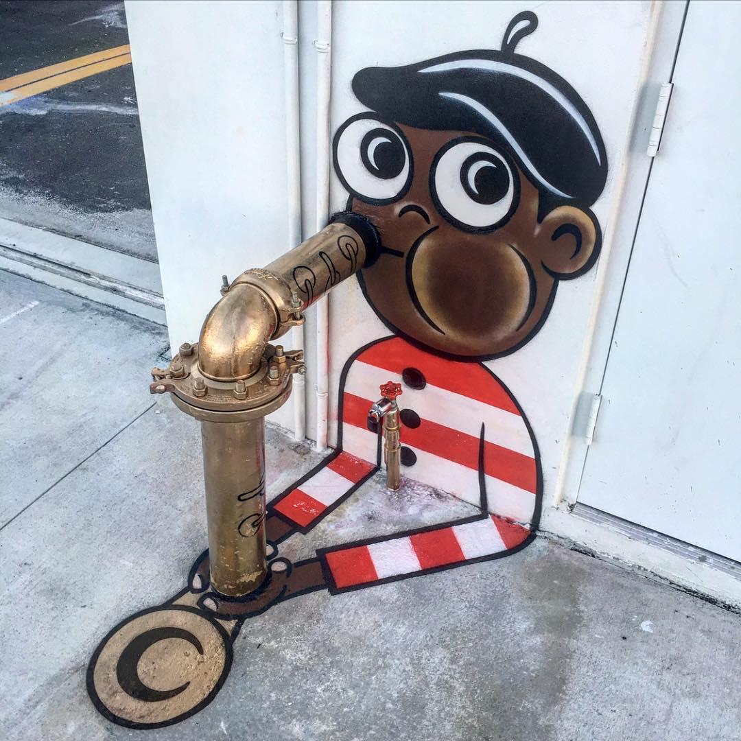 street painting ideas saxophone