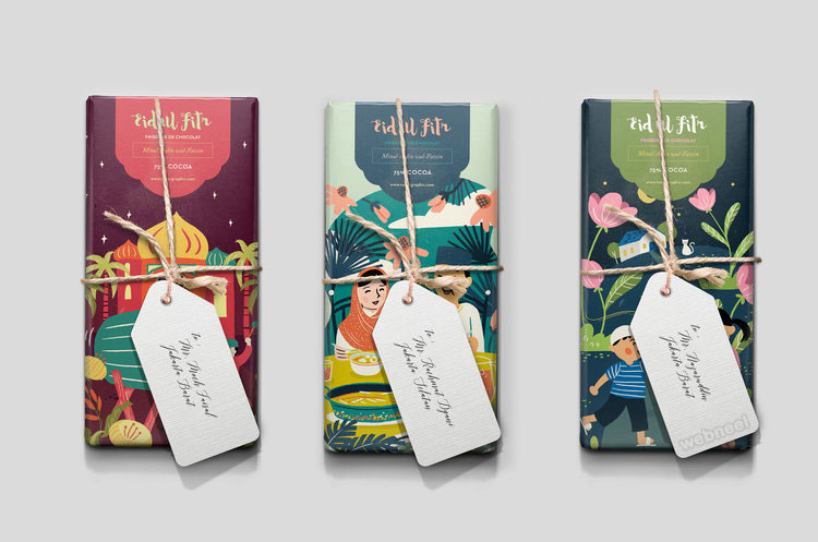 package design chocolate
