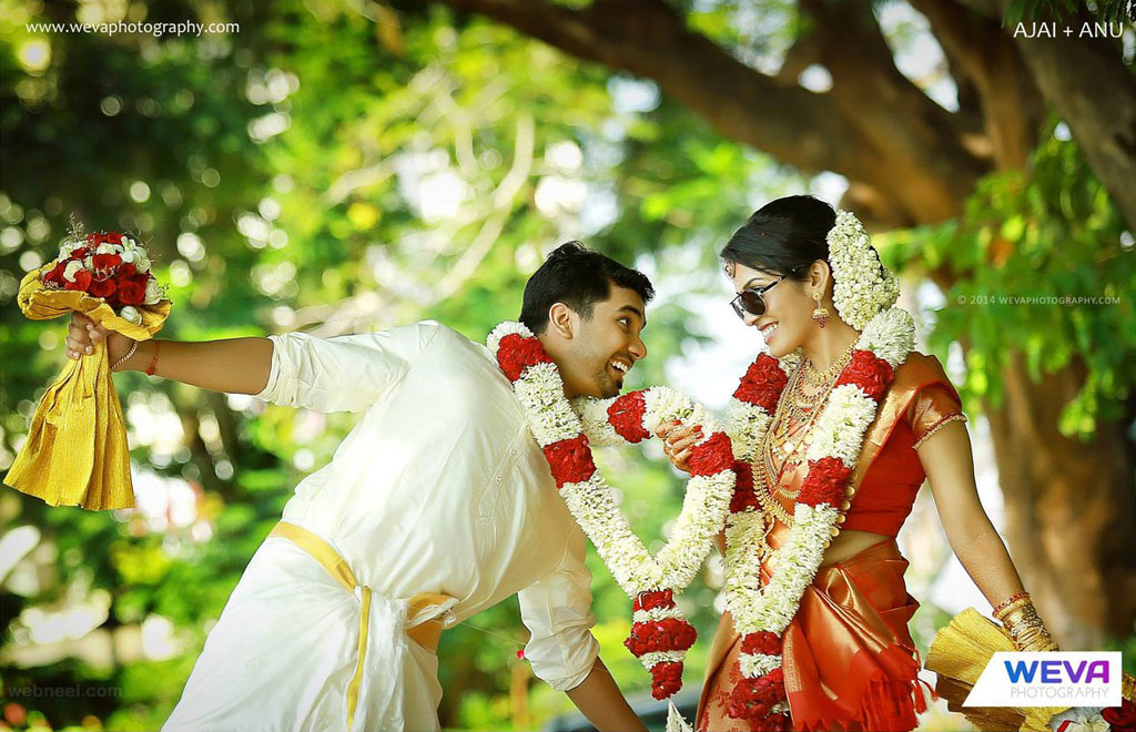 Kerala Wedding Photography Videos: 24 Beautiful Kerala Wedding Photography Ideas From Top