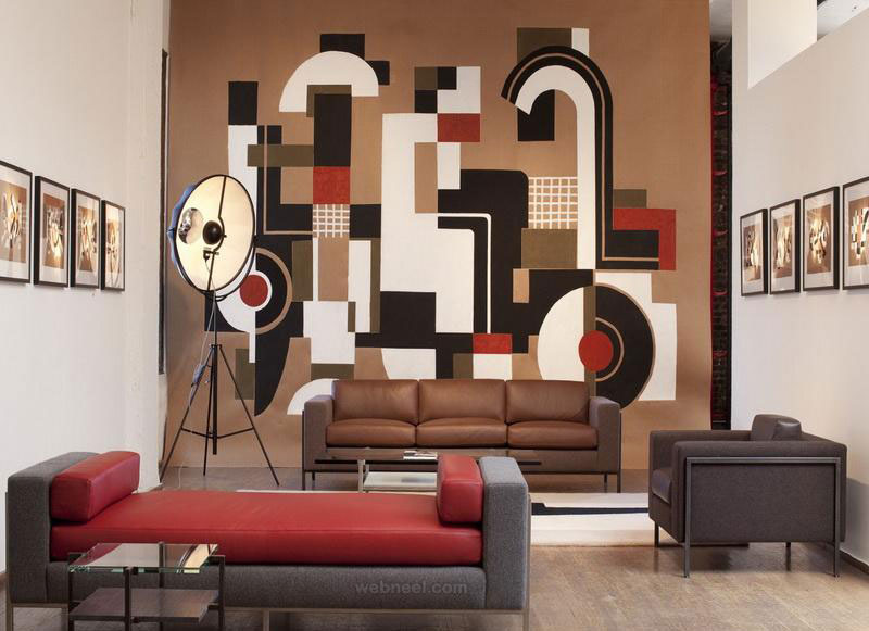 wall art decor living room