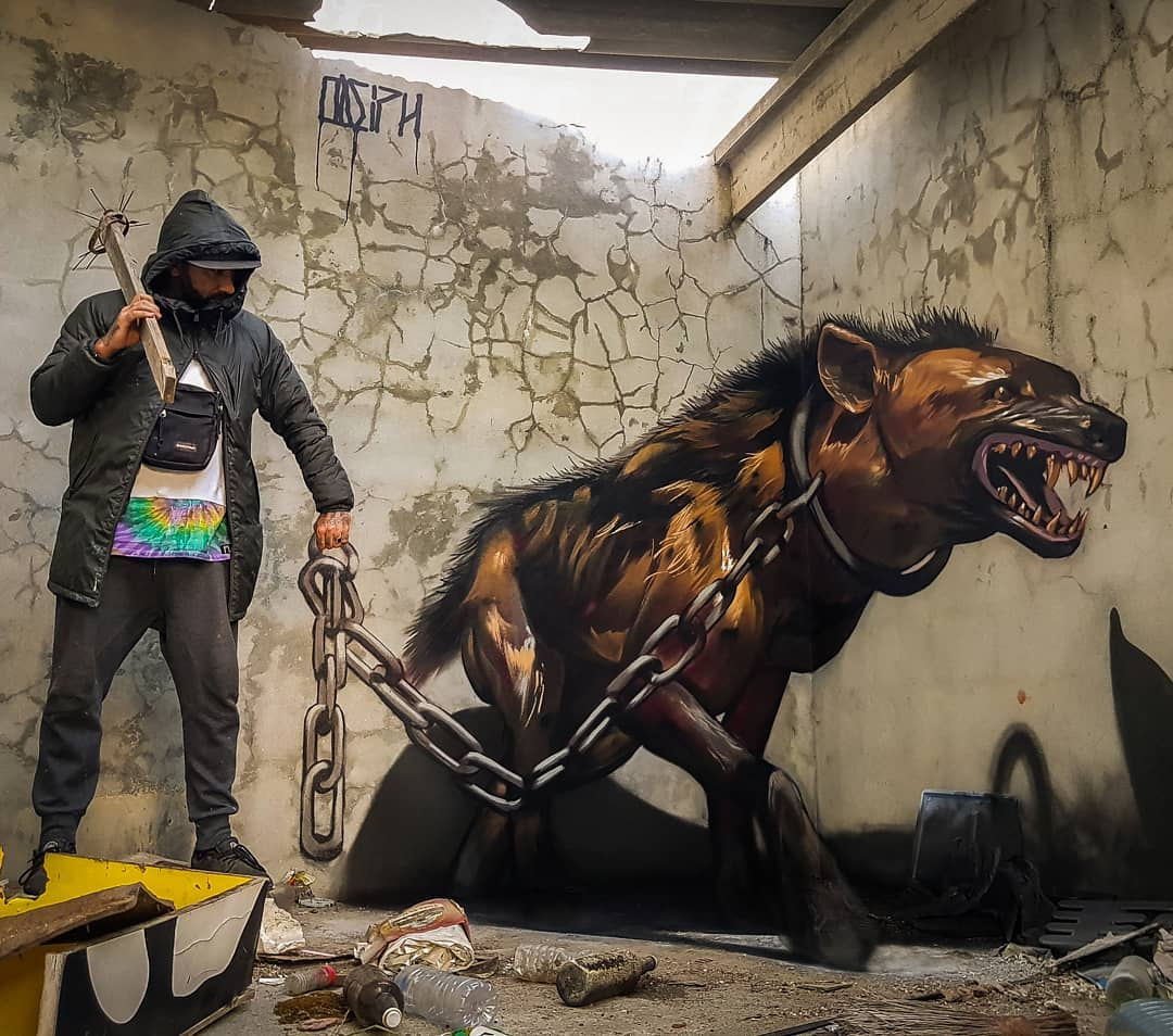3d wall art by odeith