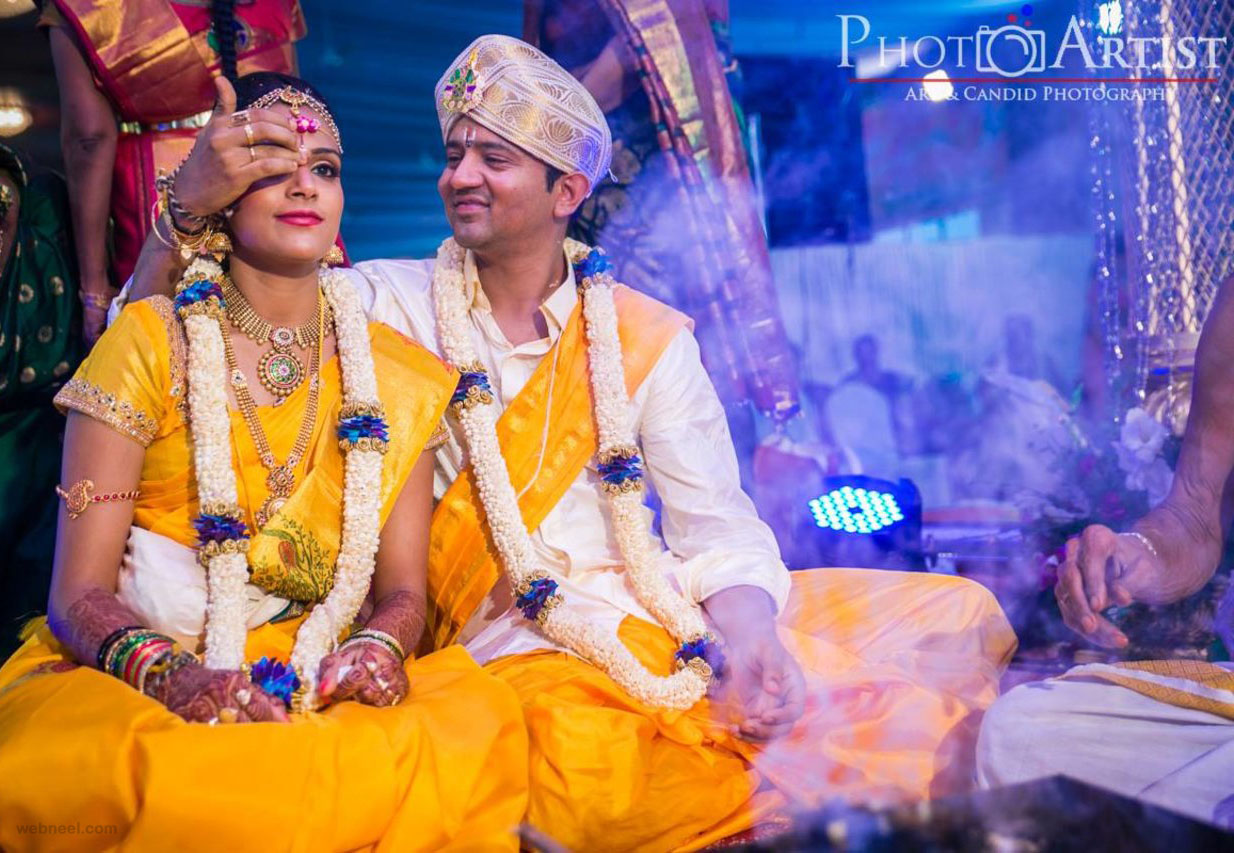 bangalore wedding photography ajay menon