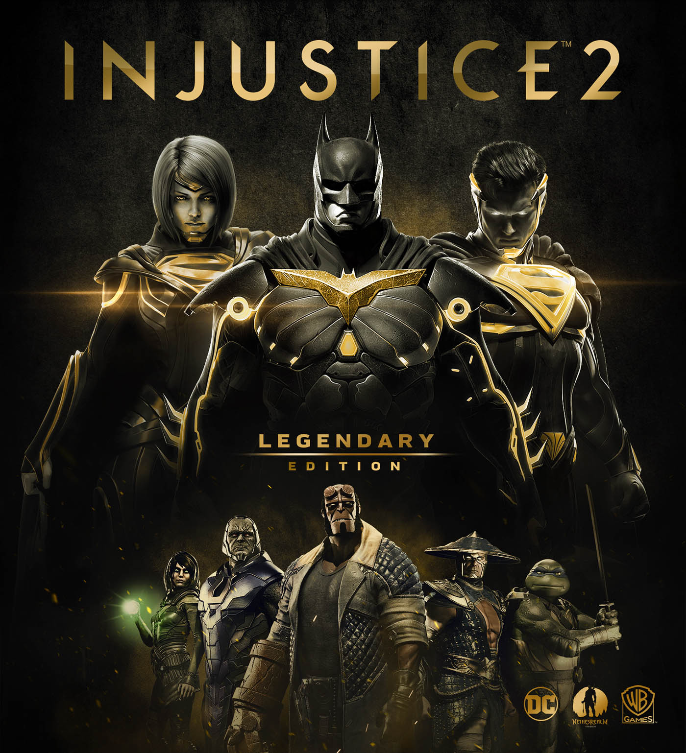 poster design ideas injustice2