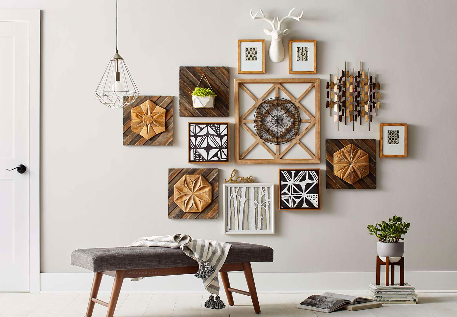 wall art decoration idea